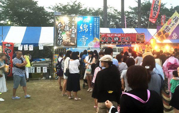 18・19日 みなみおおいた夏祭り