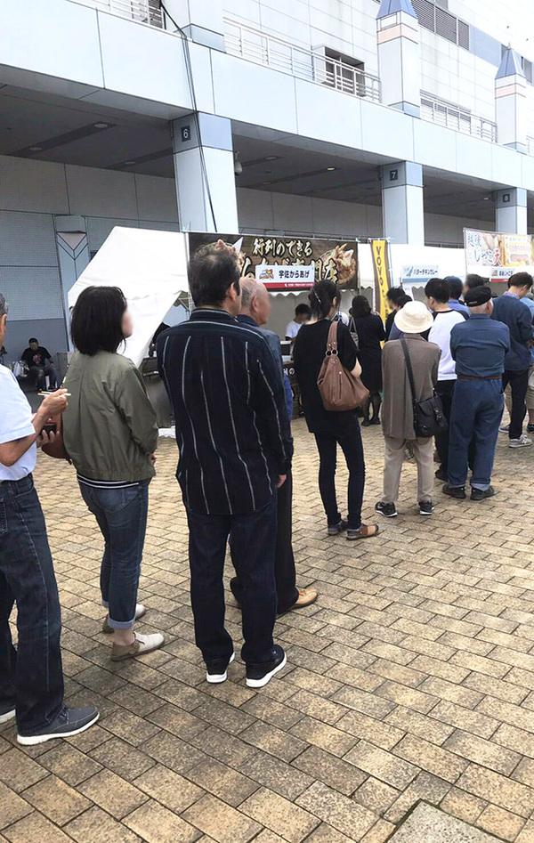 2017年9月出店イベント 9月30日~10月1日 国際ご当地グルメグランプリ出店(新潟)