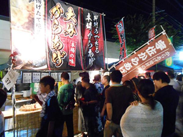 7月出店イベント 23日 清正公二十三夜祭(大分)