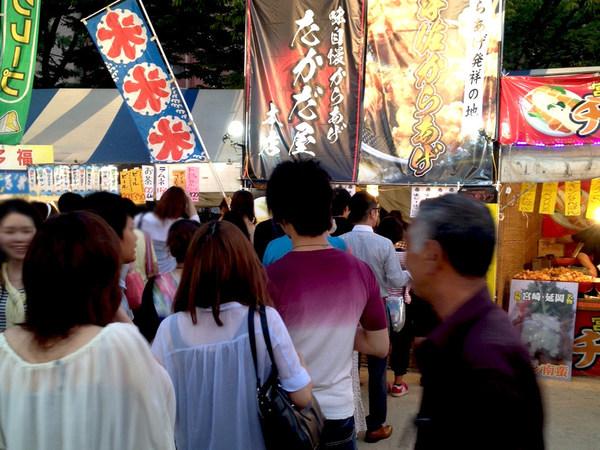 8月出店イベント 2・3日 大分七夕まつり(大分)