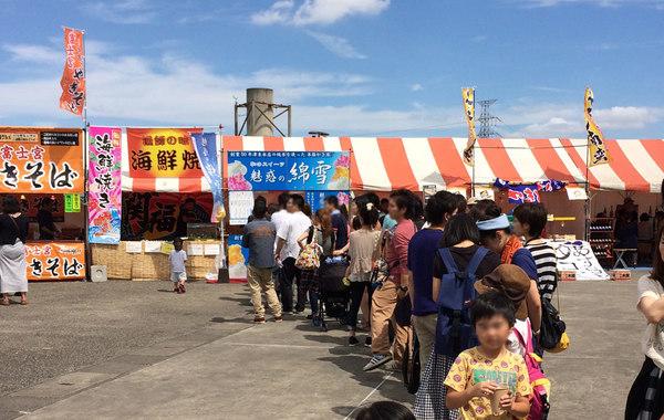 9月出店イベント 13~15日 OBS感謝祭(からあげ未紗出店)