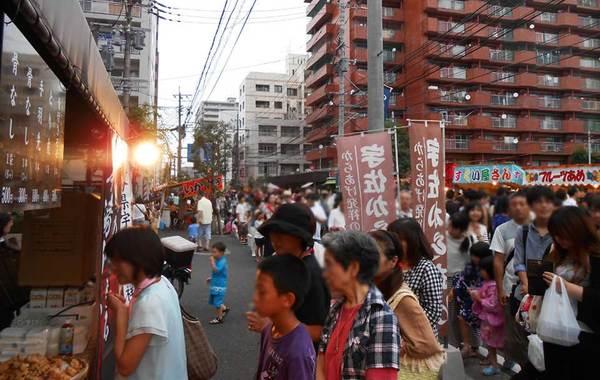 7月出店イベント 長浜祭り