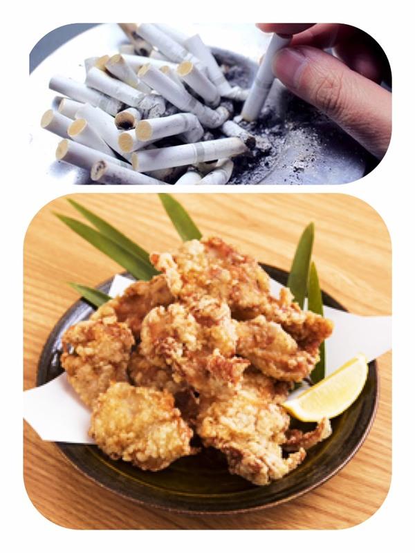 【大分からあげ専門店】タバコより唐揚げの方が絶対美味い‼️
