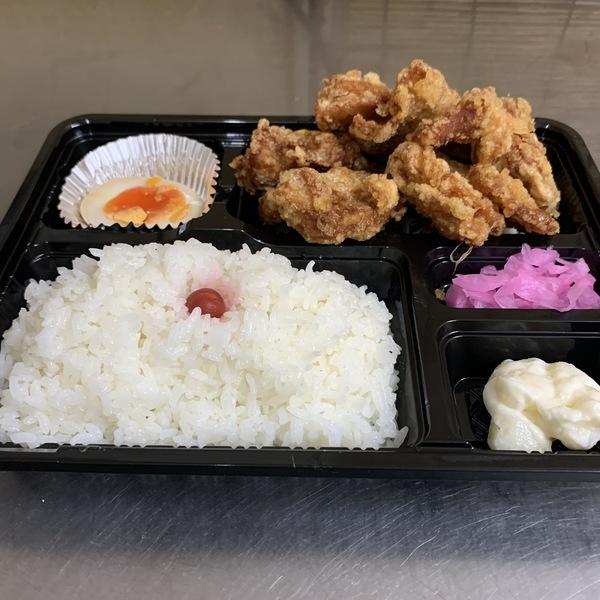 【大分のからあげ専門店】高田屋のお弁当